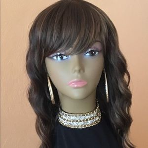 "Accessories - 😍14"" Beach Wave Wig"